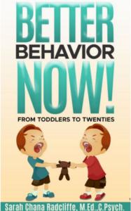 Better behavior now